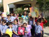Birthday celebration of Principal Mam