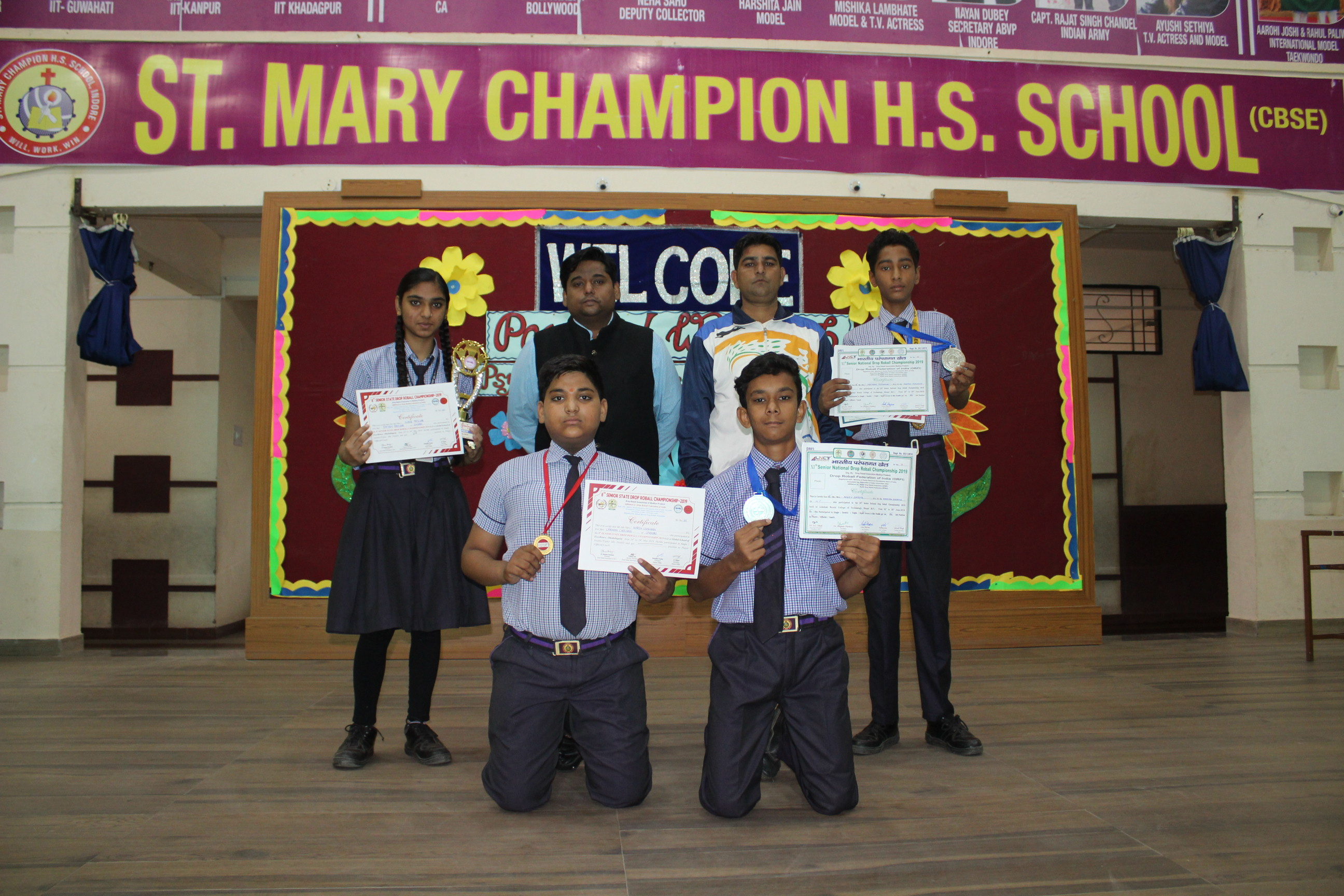 First State Skating Kho-Championship