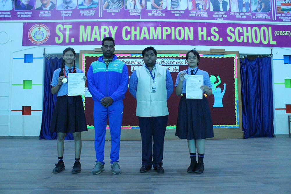 65-SGFI-WUSHU-National-Championship-2019-Rachi-Nandini-Nagar-got-Gold-medal-class-x-Mohak-Kekre-class-IX-got-Silver-medal