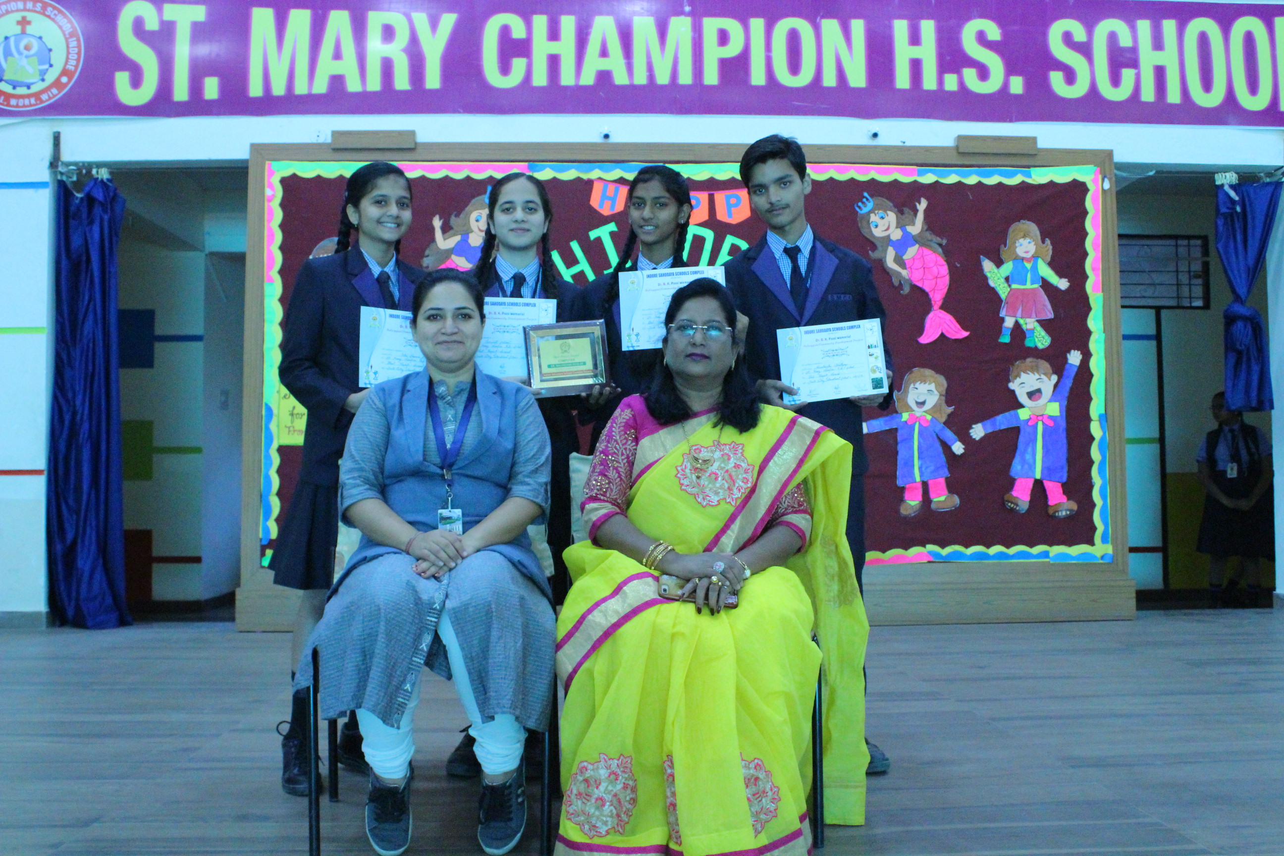 Senior-Bal-Vigyan-Computer-Science-our-students-won-Best-Project Award