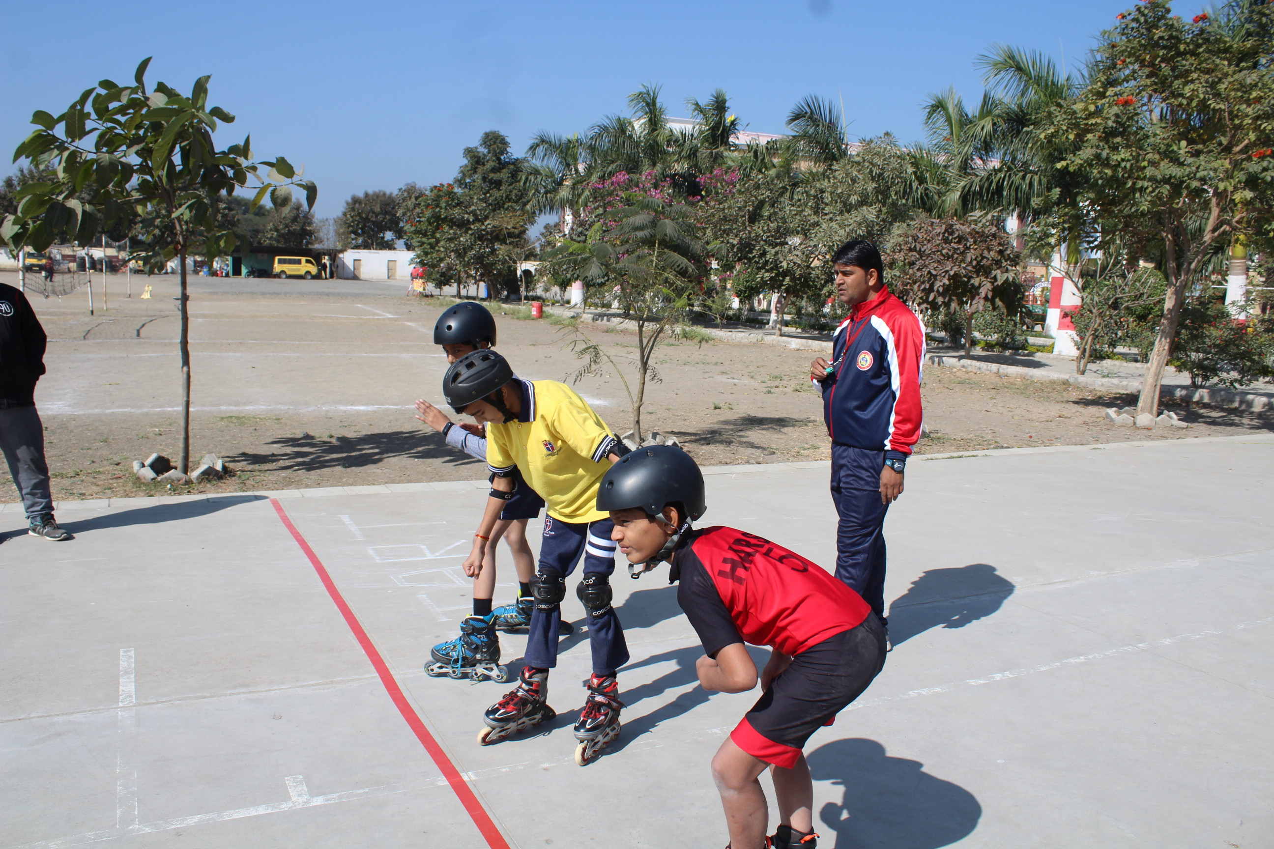 All India Roller Skating Championship
