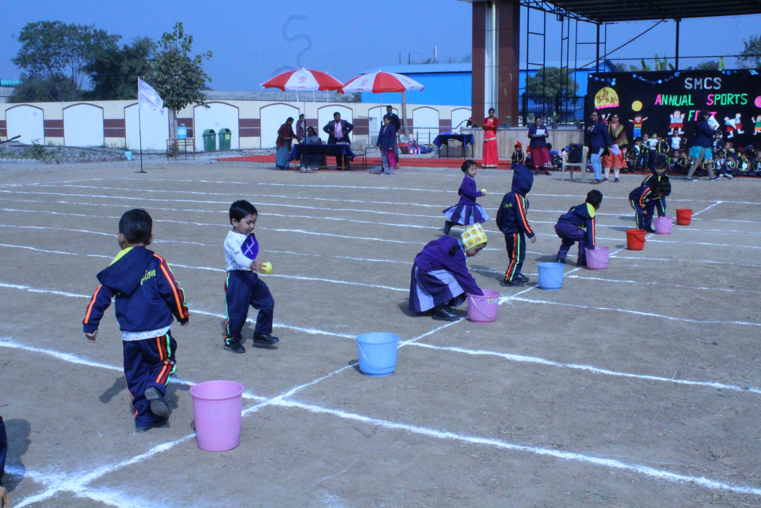 Annual Sports Fest