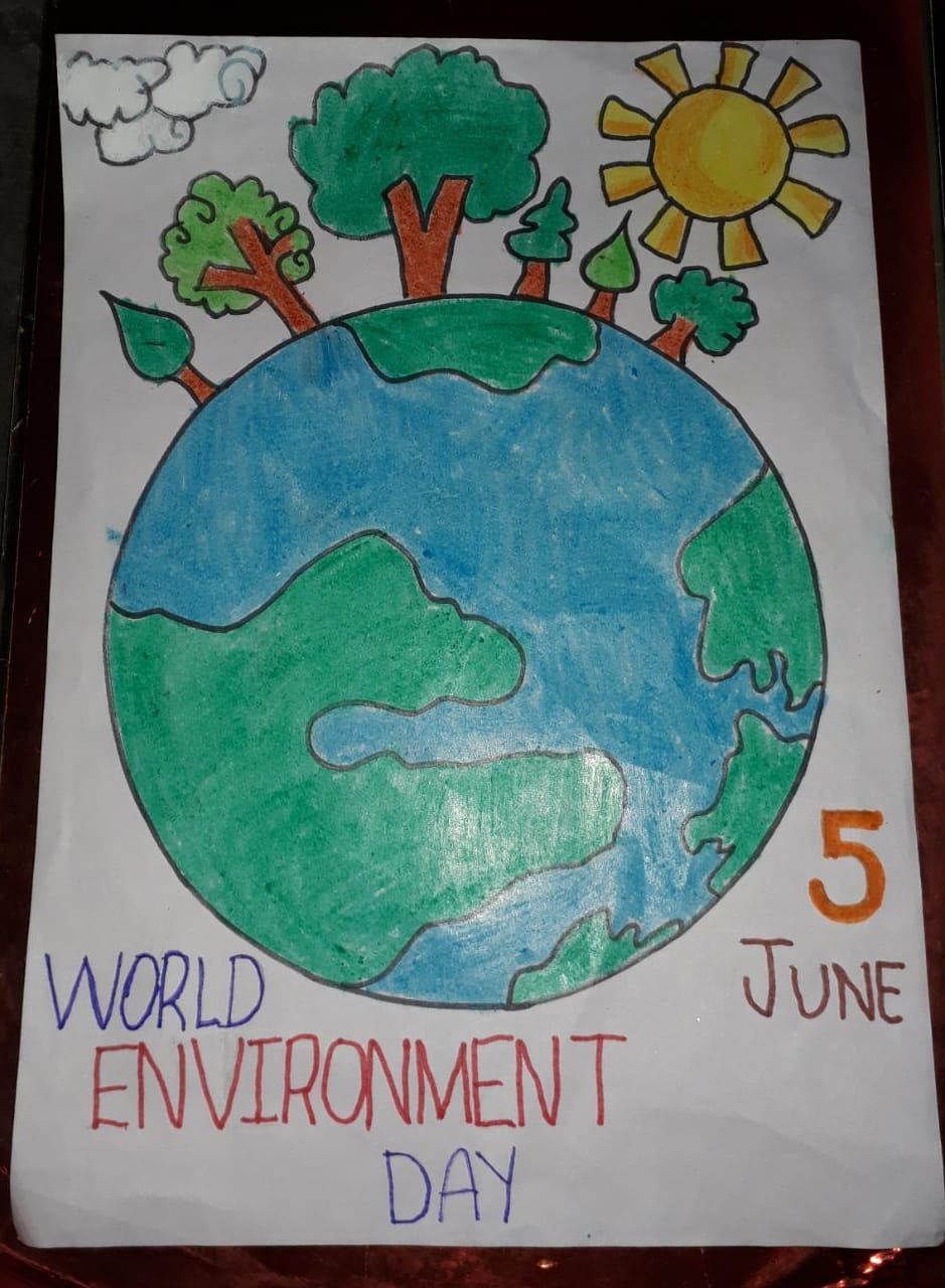 World environment day 05/06/2020