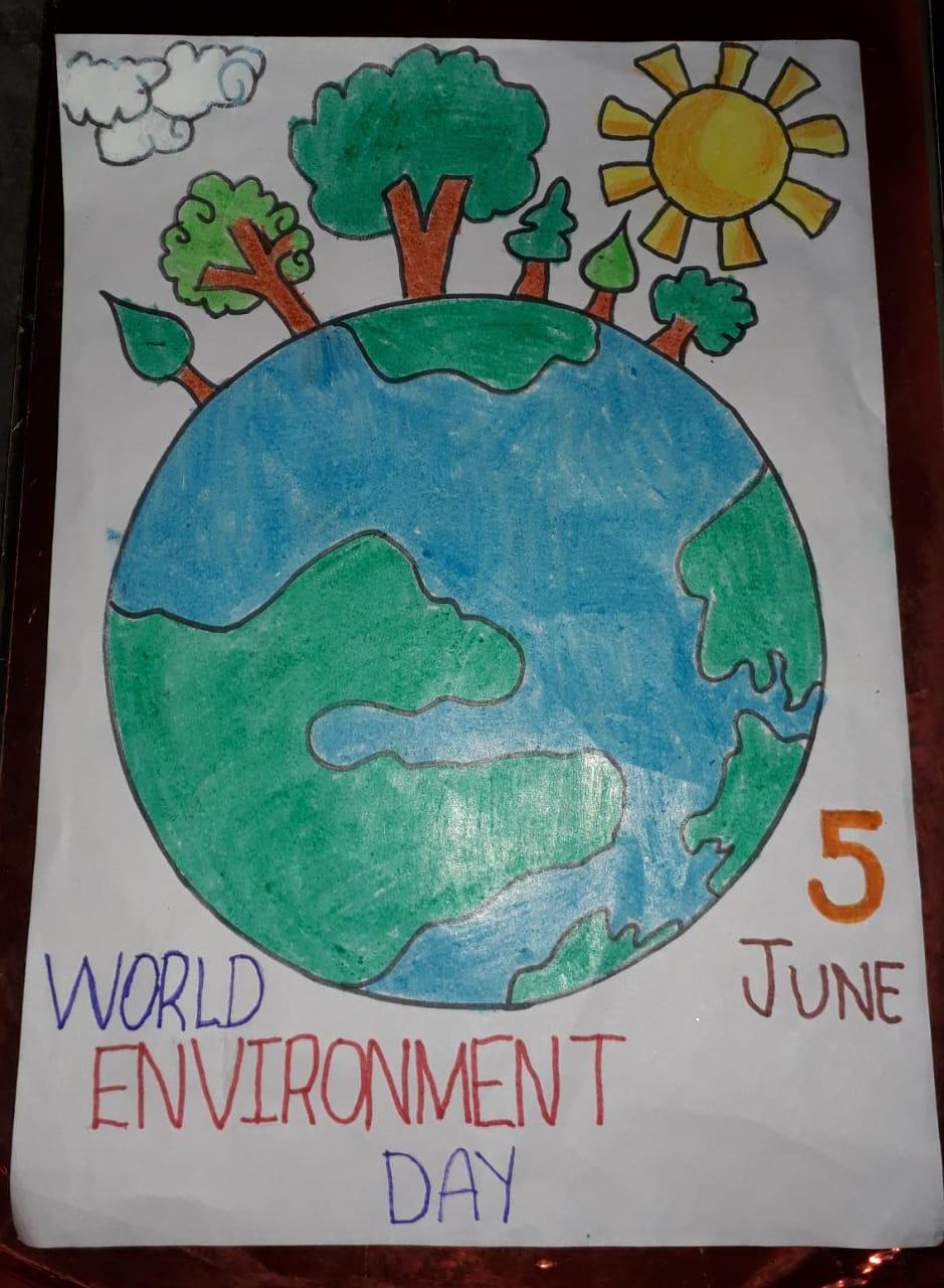World environment day 05/06/2020