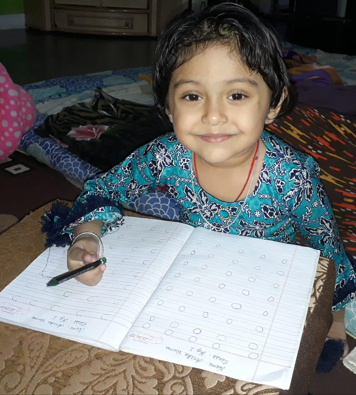 Pre-primary Activities